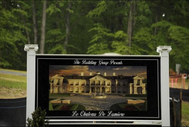 Proposed 25,000 Square Foot Mega Mansion In Great Falls, VA