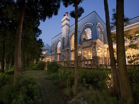 Chateau du Lac – 35,000 Square Foot Wisconsin Mega Mansion Re-Listed