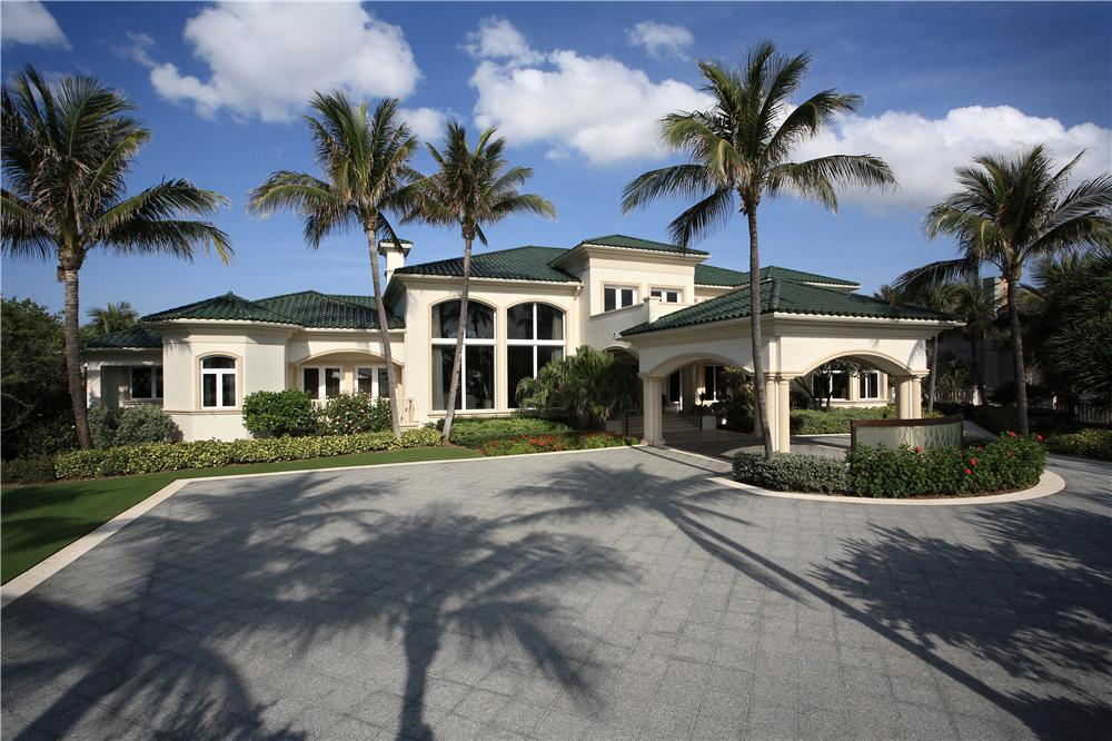 Luxury House Florida Palm Beach Manalapan Beach Point