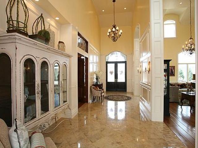 16 000 Square Foot Alpine Utah Mansion With Indoor
