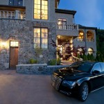 13 000 Square Foot Mountaintop Mansion In Salt Lake City