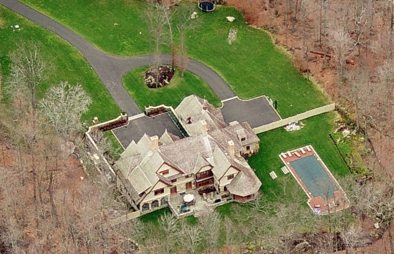 Newly Listed $11.75 Million English Manor Home In Greenwich, CT