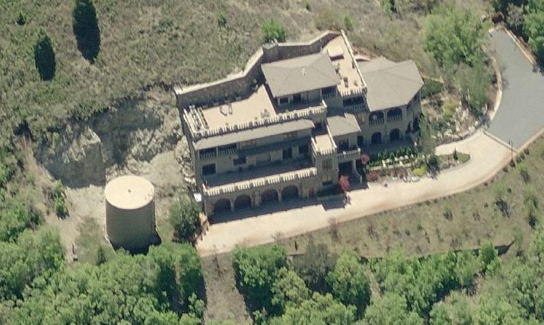 13,000 Square Foot Mountaintop Mansion In Salt Lake City, UT