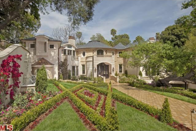 Newly Built 21 5 Million French Inspired Mansion In Bel Air Ca Homes Of The Rich