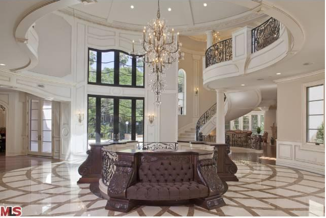Newly Built 21 5 Million French Inspired Mansion In Bel