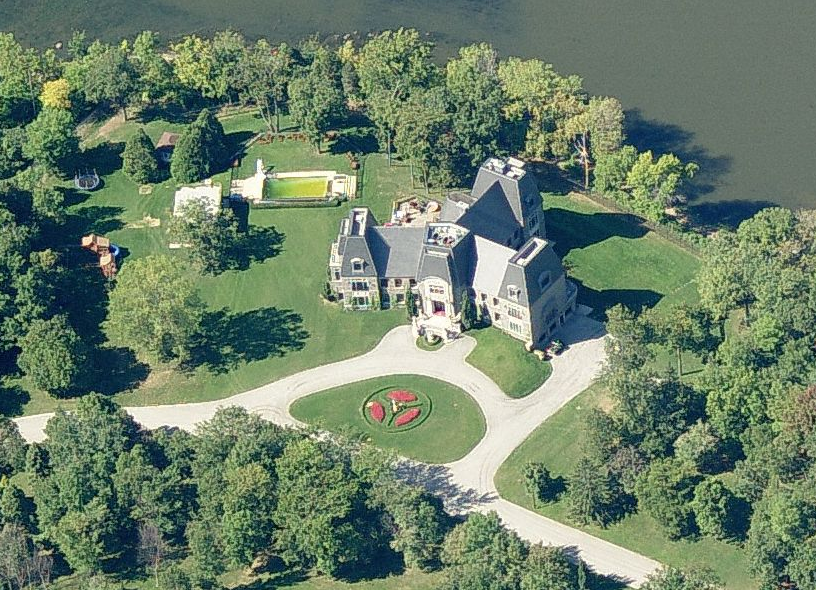Celine Dionu0027s $29 Million 24,000 Square Foot Canada Mega Mansion | Homes Of  The Rich