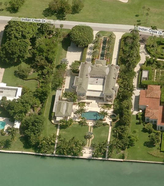 $45 Million New Listing In Indian Creek Village, FL