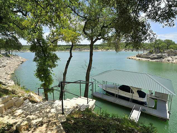15 000 Square Foot Waterfront Mansion In Marble Falls Tx