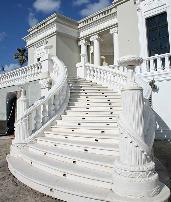 More Pics Of Alvin Malnik's Ocean Ridge, FL Mega Mansion