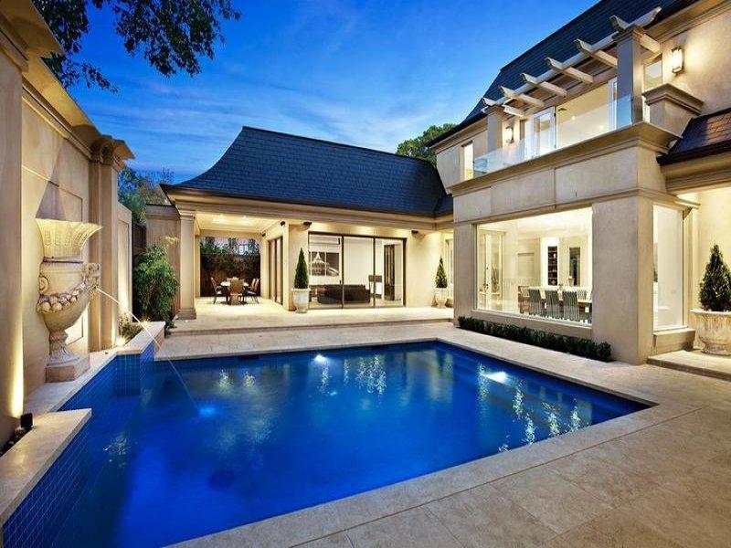 Elegant French Inspired Home In Victoria, Australia
