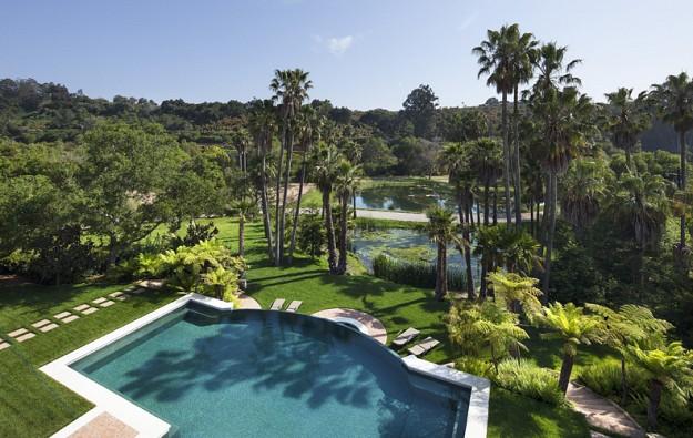 Gorgeous Newly Built Spanish Estate In Carpinteria, CA