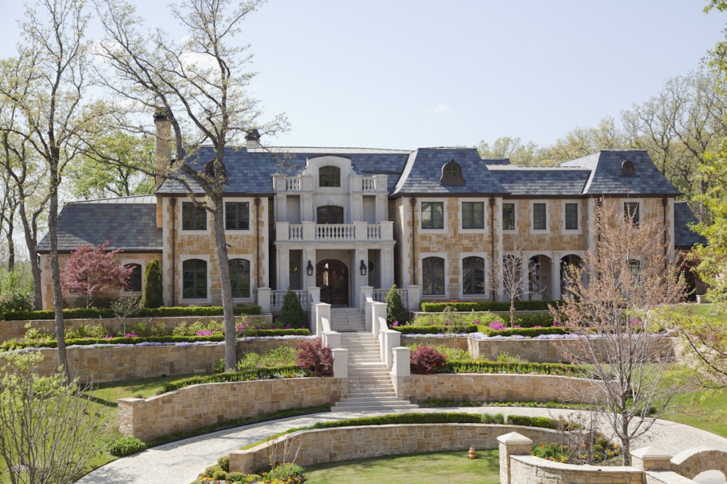 5 995 Million Art Noveau Style Mansion In Tulsa Ok