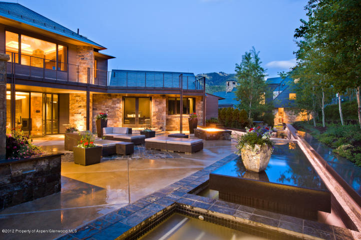 35 9 Million Aspen Co Family Compound With Two