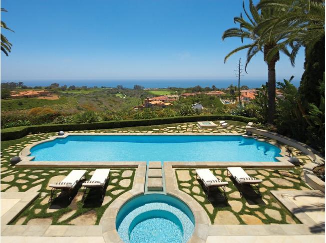 Stunning $16.9 Million Mediterranean Mansion In Newport Coast, CA