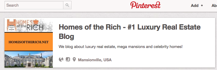 We Are Now On Pinterest! Follow Us!