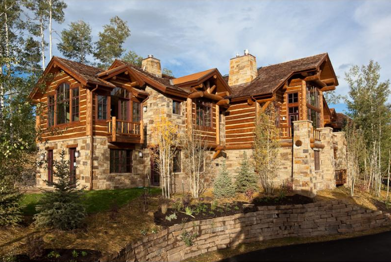 Poll Which Telluride Colorado Mountaintop Mansion Do You