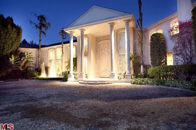 Rent Martin Lawrence S Beverly Park Mansion For 200 000 A