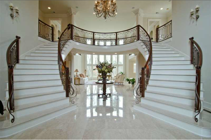 Go Back  gt  Gallery For  gt  Mansion Double StaircaseGrand Double Staircase