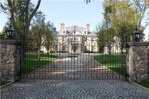 13 9 Million Georgian Colonial In Riverside Ct Homes