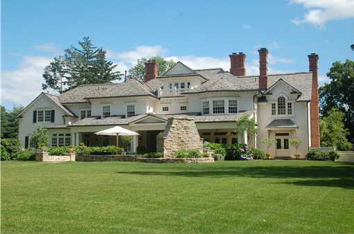 $13.9 Million Georgian Colonial In Riverside, CT