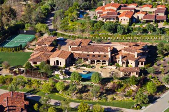 Poll: Which $14 Million Mansion Do You Prefer?