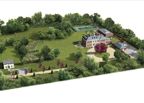 $22 Million New Build In Surrey, UK