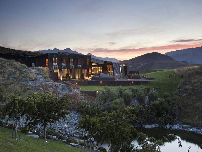 $11 Million Private Estate In New Zealand