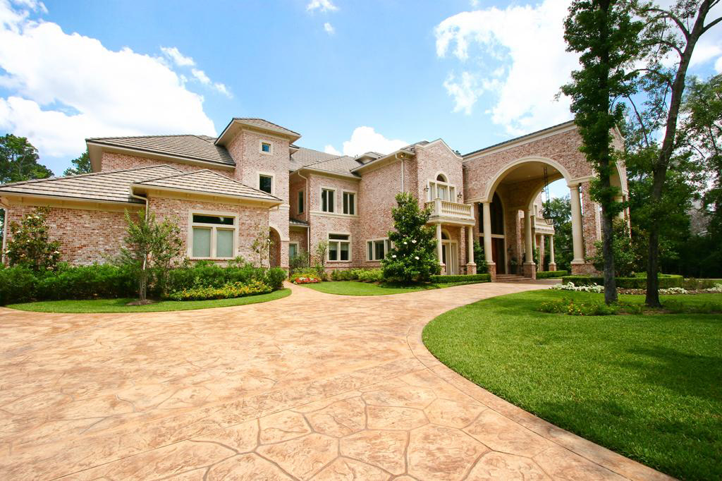 15 000 Square Foot Mansion In The Woodlands Tx Homes Of