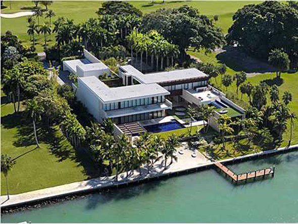 Indian Creek Island S Modern Mega Mansion Under Contract