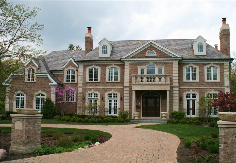 Illinois homes of the rich the 1 real estate blog for Home builders in southern illinois