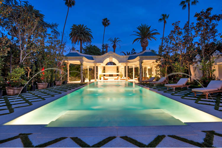 Mohamed Hadid Lists 48,000 Square Foot Beverly Hills Mega ...