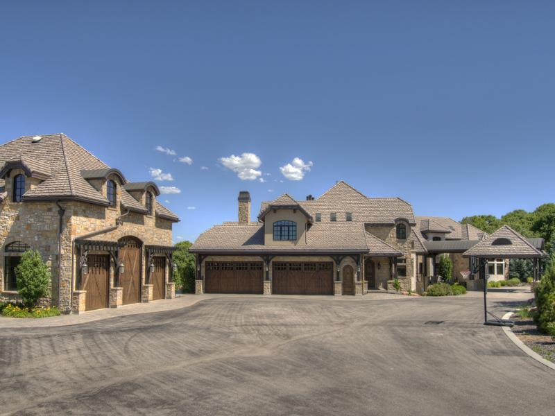 14,700 Square Foot Utah Mansion On 26 Acres