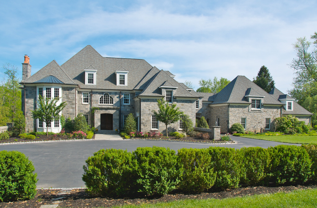 16 500 Square Foot Normandy Style Mansion In Chadds Ford
