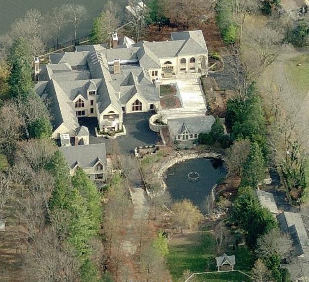 Apartments In Dublin Ohio: 32,000 Square Foot Columbus, OH Mega Mansion