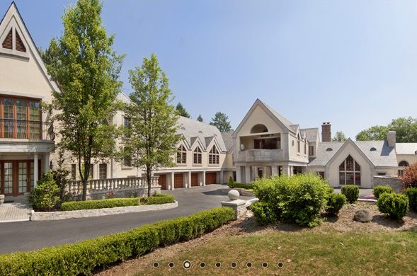 32 000 square foot columbus oh mega mansion homes of the rich rh homesoftherich net