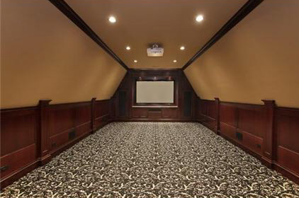 15,000 Square Foot Mansion In Northbrook, IL With Indoor Racquetball Court