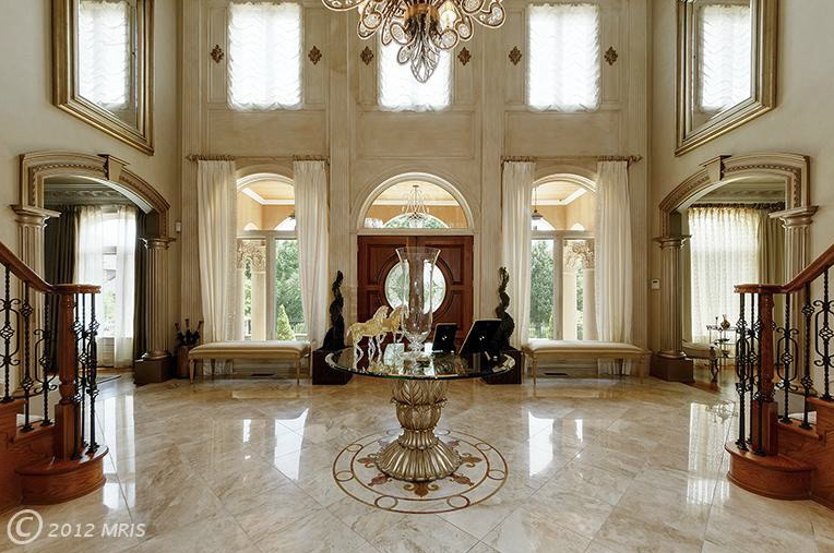 Inside luxury mansions mansion in great falls