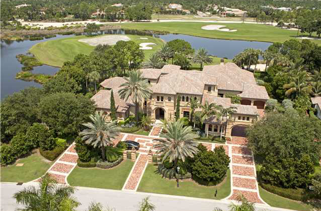 This Mediterranean Style Mansion Is Located At 11601 Charisma Way In The Old  Palm Golf Club In Palm Beach Gardens, FL. Built In 2006, The 10,448 Square  Foot ...