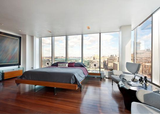 Perfect This Striking Duplex Penthouse Is Located Atop An Historic Art Deco Loft  Building At 145 Hudson Street In New York, NY. There Is Approximately 7,500  Square ... Pictures Gallery