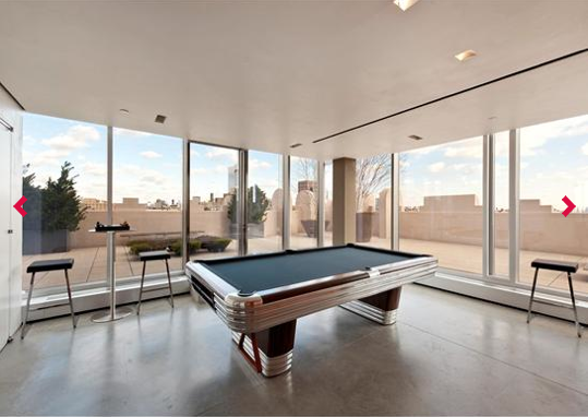 Superior This Striking Duplex Penthouse Is Located Atop An Historic Art Deco Loft  Building At 145 Hudson Street In New York, NY. There Is Approximately 7,500  Square ... Good Ideas