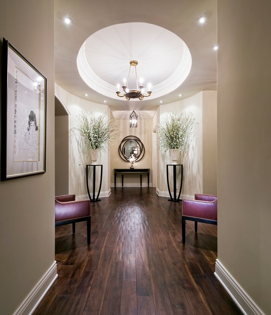 A Look At Some Amazing Hallways From Houzz.com