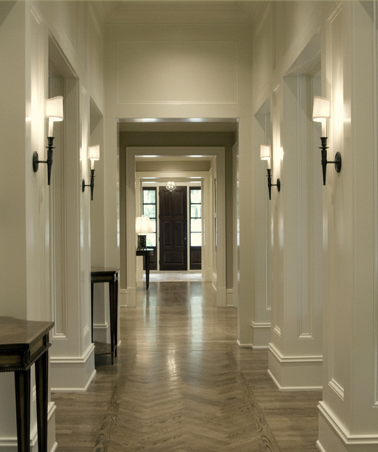 A Look At Some Amazing Hallways From Houzzcom Homes Of