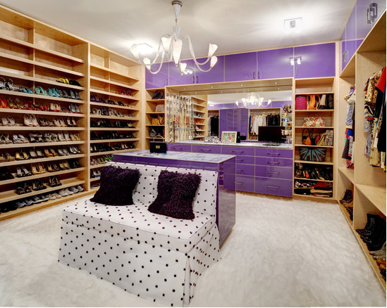 A Look At Some Master Closets From Houzz.com