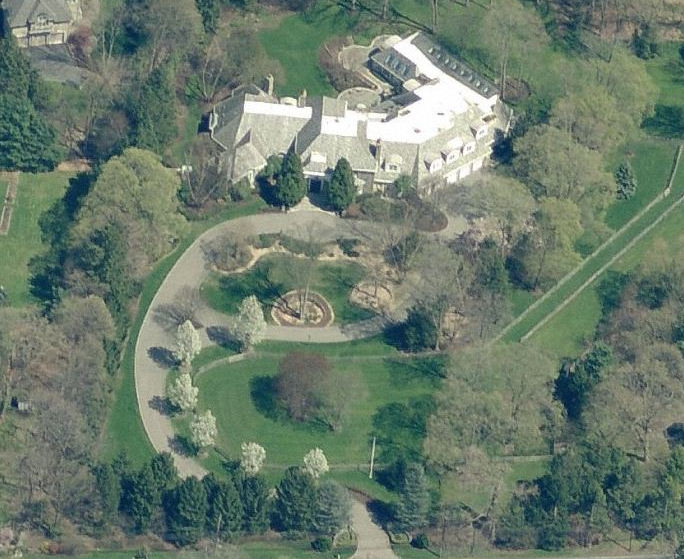 $12.9 Million Stone & Masonry European Country Mansion In Saddle River, NJ