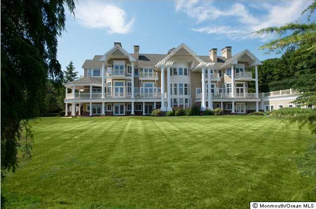 $8.95 Million Waterfront Mansion In Middletown, NJ