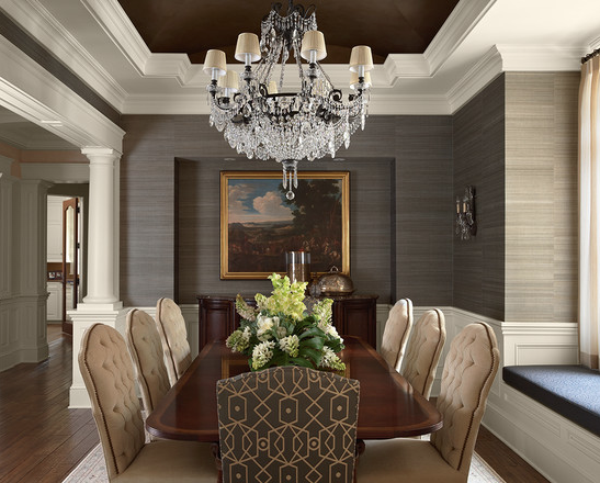 A Look At Some Dining Rooms From Houzz.com   HOTR