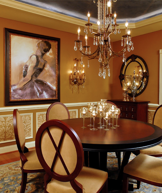 A Look At Some Dining Rooms From Houzz.com | HOTR