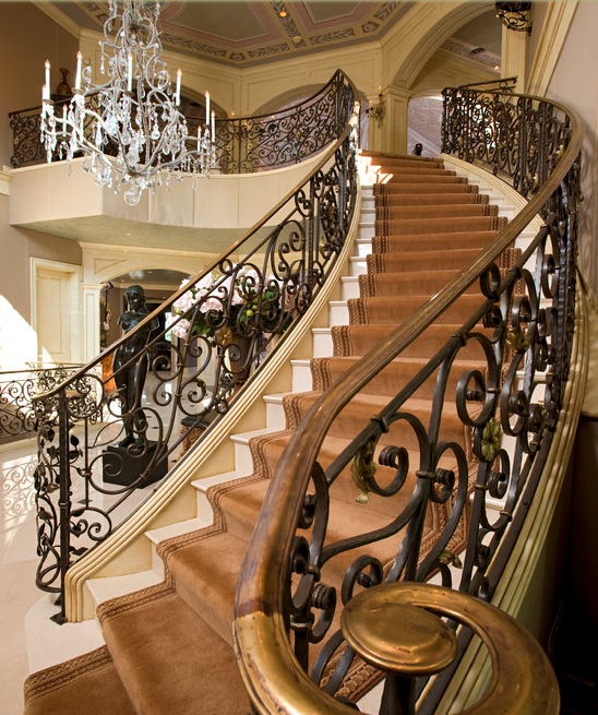 Grand Foyer Houzz : A look at some grand foyers from houzz homes of the