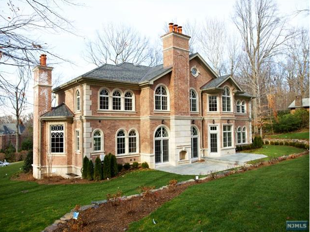 My alpine nj mansion tour homes of the rich for Nj house builders