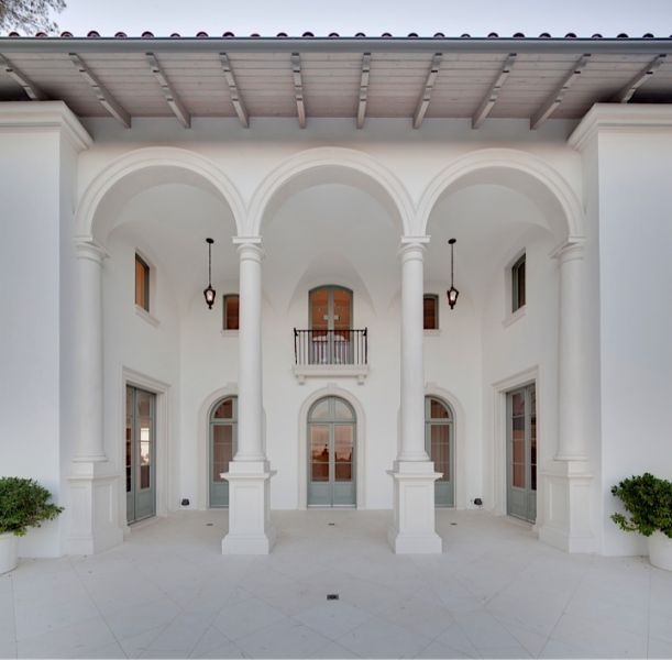 Newly Built 18,000 Square Foot Bel Air Mansion On The Market For $29 Million